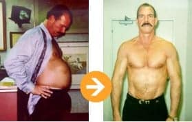 increase muscle reduce fat