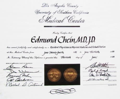 Edmund Chein MDJD